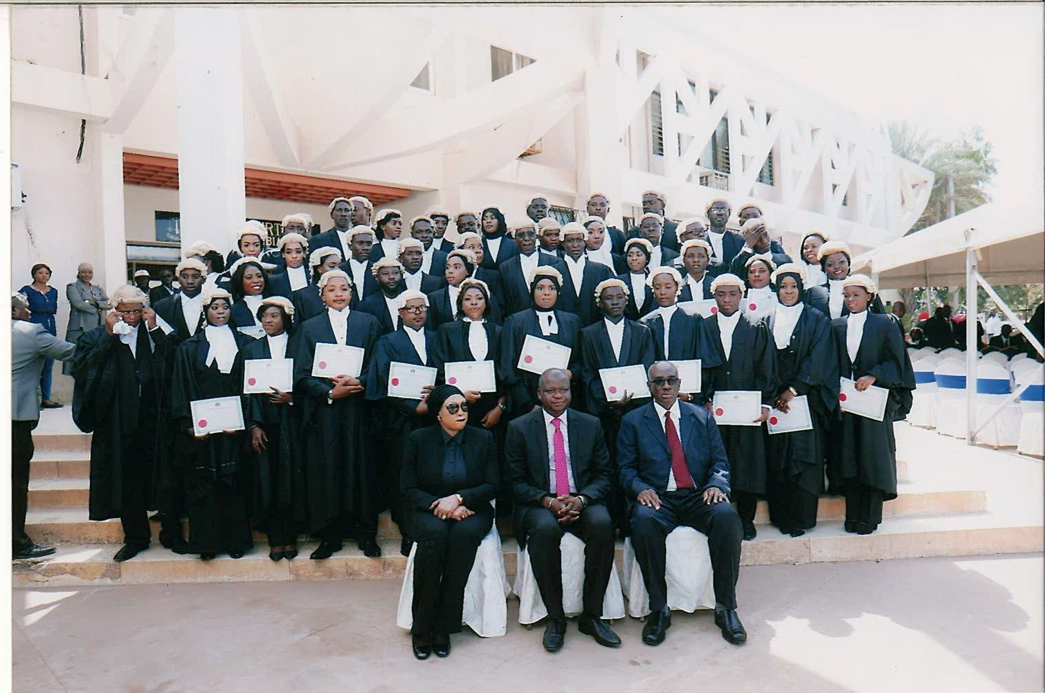 The Gambia Law School